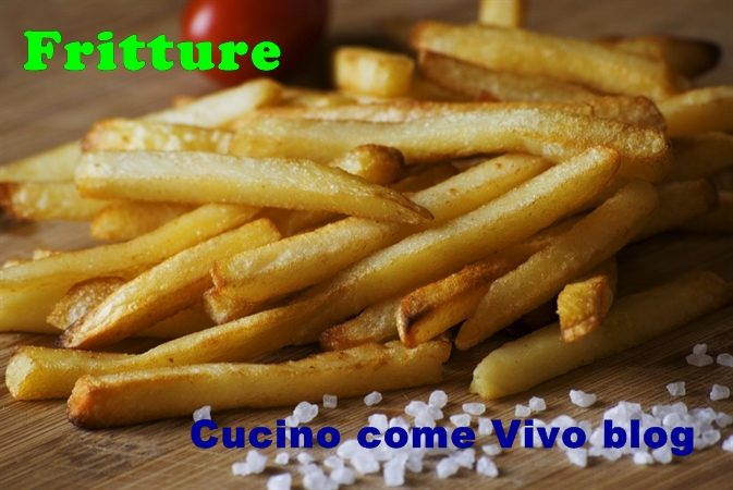 Alici Fritte e marinate