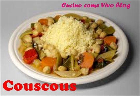 Couscous e carne in insalata