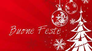 Mille Auguri di Buone Feste !!!!