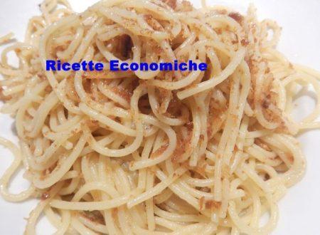 Crostini alla Toscana con le Acciughe