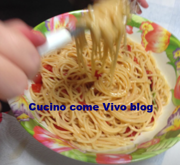 Spaghetti al sugo fresco