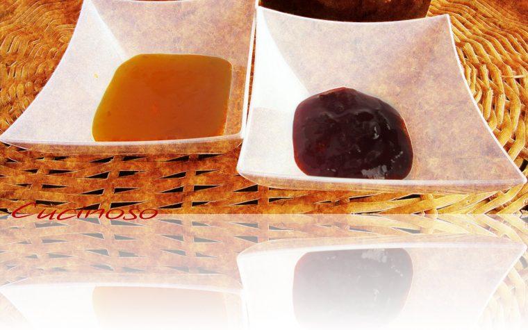 Marmellate di Susine o di Albicocche  ( con Bimby TM31)