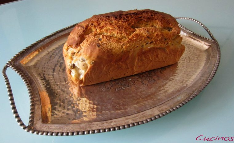 Pan bauletto senza lievito, nè lievitazione