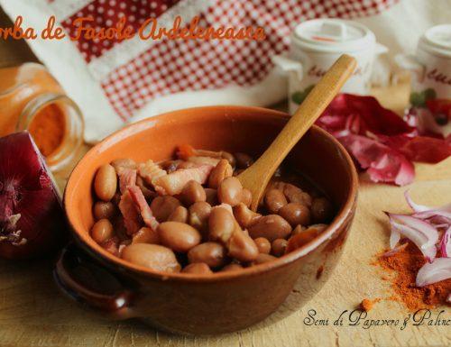 Zuppa di fagioli alla romena