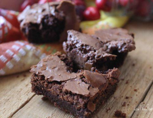 Brownies alle ciliegie (Cherry Brownies)
