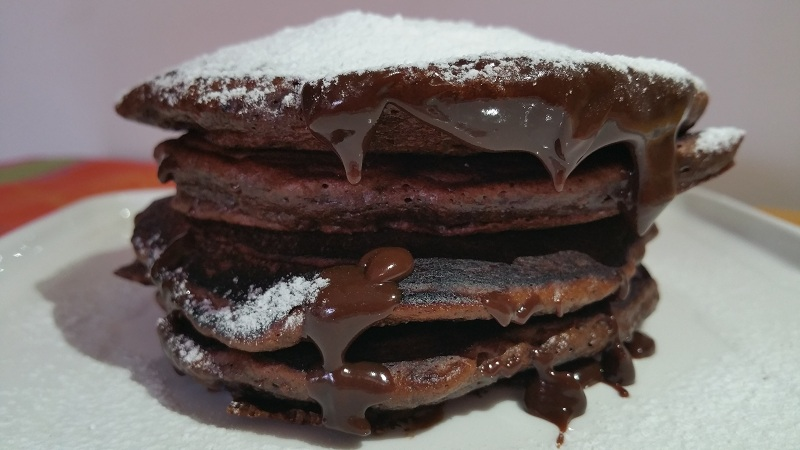 Pancake di Nutella super soffici