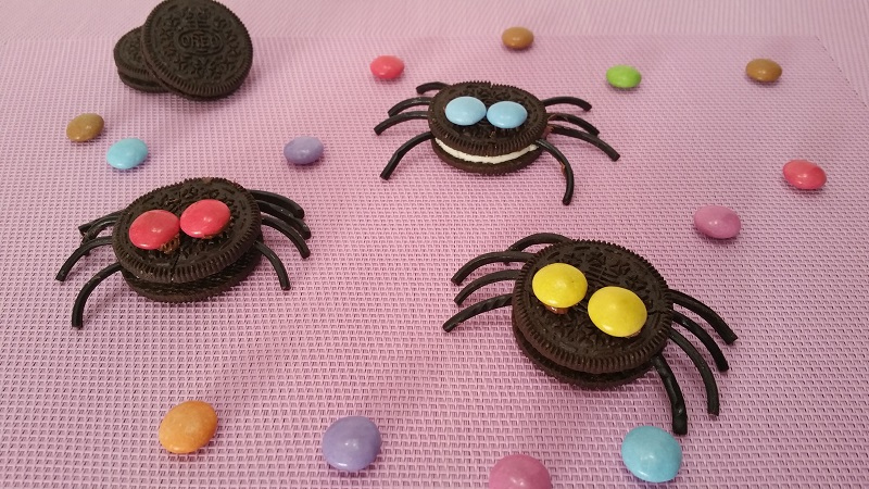 Ragni spaventosi di Halloween