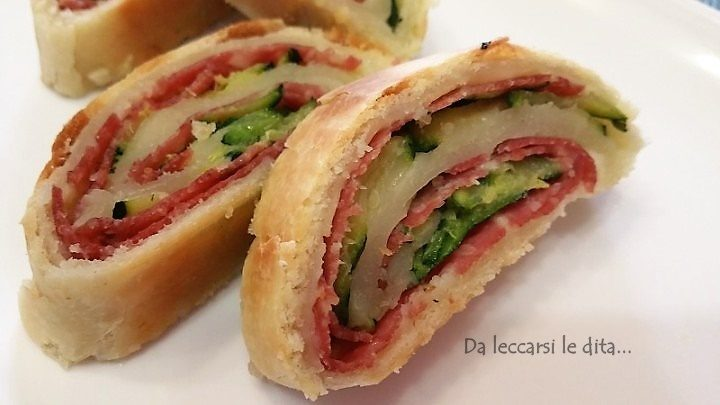 finger food di salame