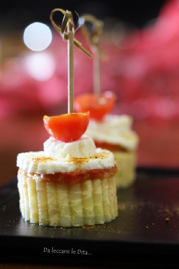 Favoloso Buffet salato ricette facili da fare in anticipo per festeggiare  SN67
