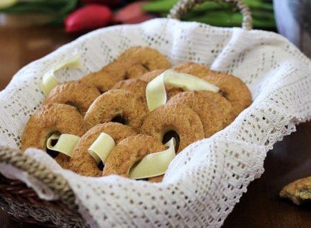 Paste di meliga, ricetta di Montersino