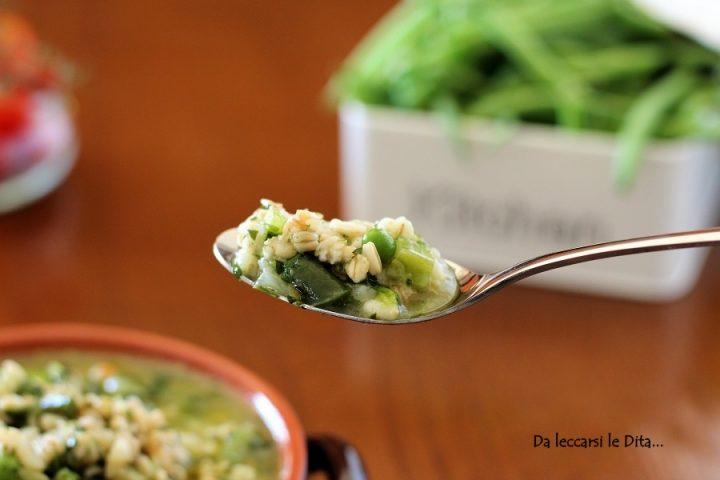 zuppa dei verdure
