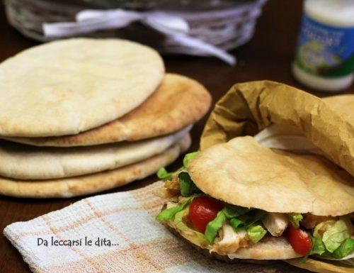 Pane arabo o pane pita ricetta ebraica