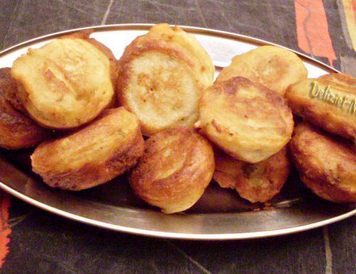 Frittelle di pane e olive – gustosa ricetta di riciclo