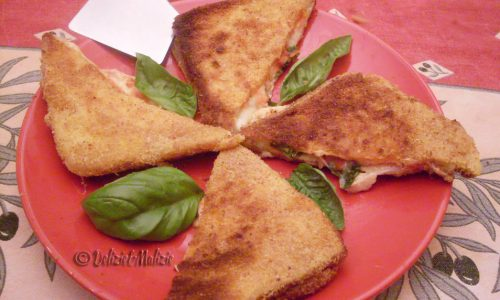 Caprese in carrozza