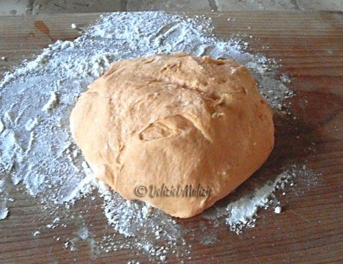 Brisè leggera al pomodoro, una base ideale per le tue torte salate