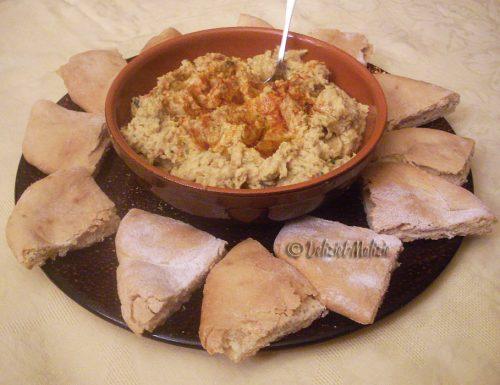 Hummus in 5 minuti, l'antipasto è servito