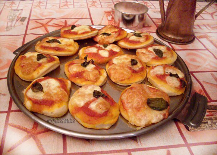 Pizzette soffici come in rosticceria, impasto perfetto e collaudato