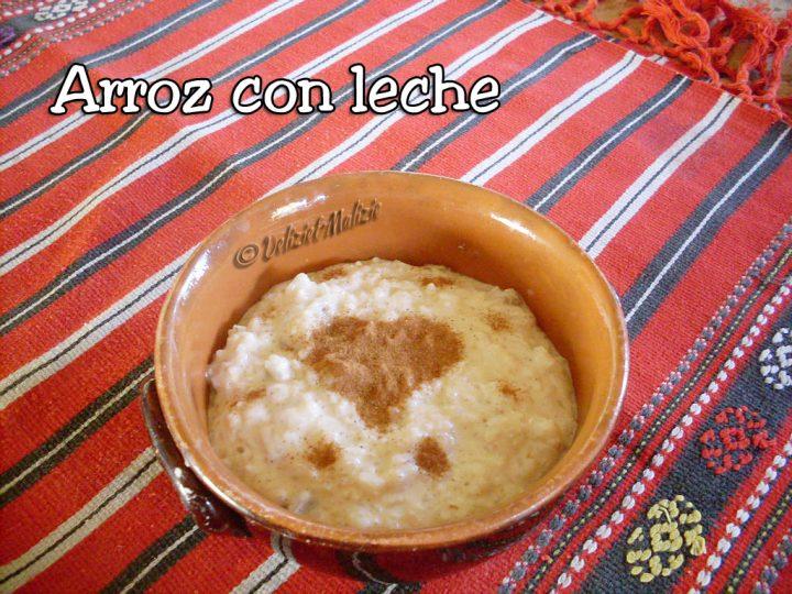 Arroz con leche, un delizioso dessert latino-americano