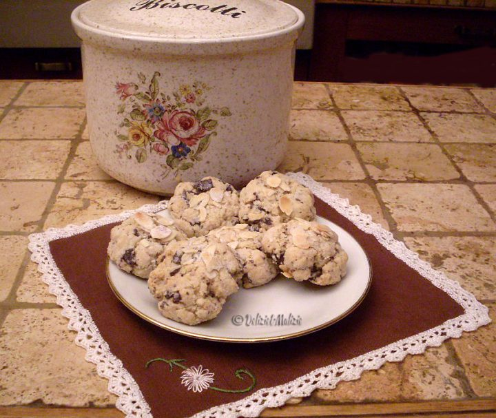 Almond Cookies, semplicemente favolosi