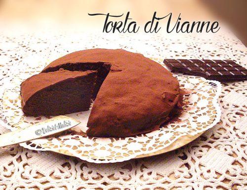 """Torta di Vianne, il fascino di """"Chocolat"""""""