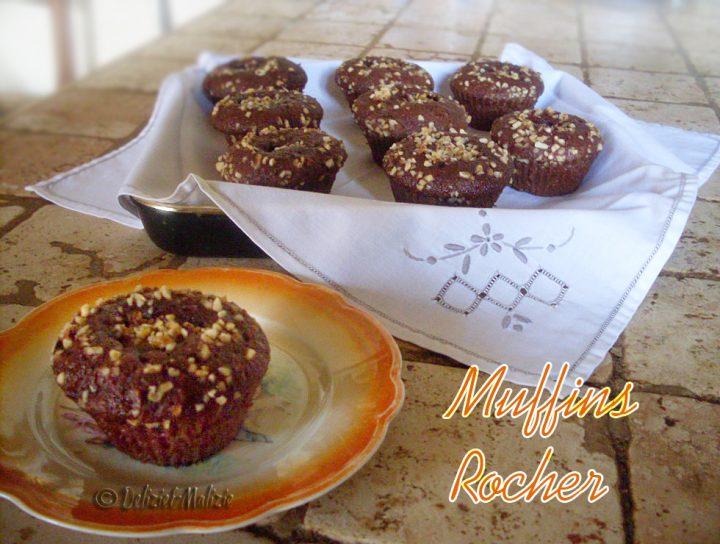 Muffins Rocher