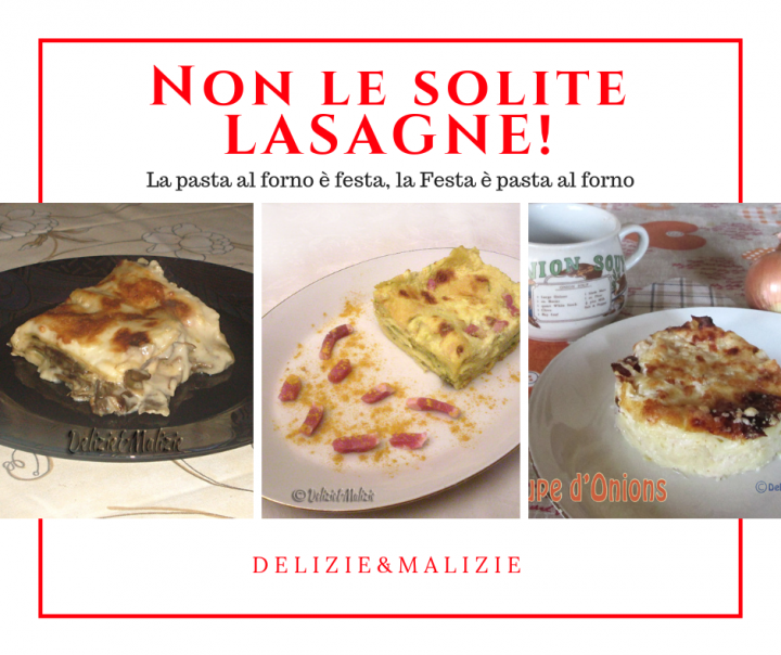 Non le solite Lasagne!