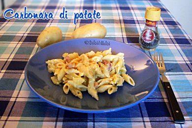 Carbonara di patate