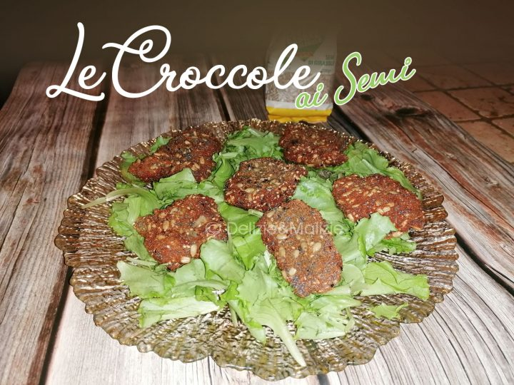 Croccole ai semi Homemade