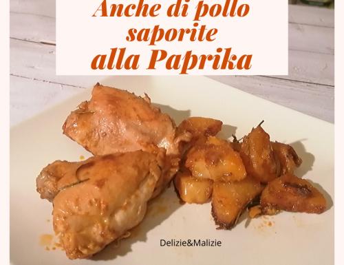 Anche di Pollo saporite alla Paprika