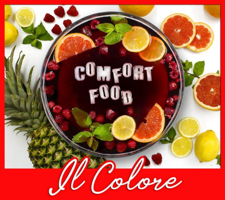 Comfort Food – Il Colore