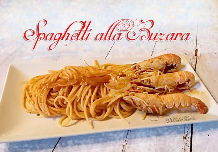 Spaghetti alla Buzara