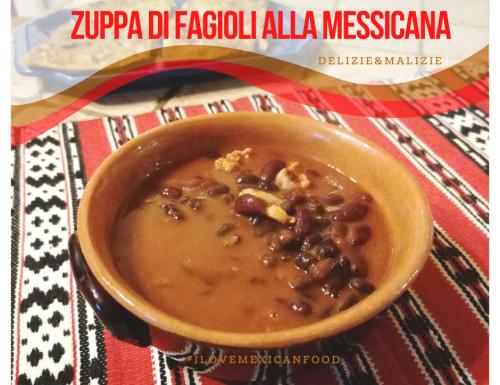 Zuppa veloce alla messicana