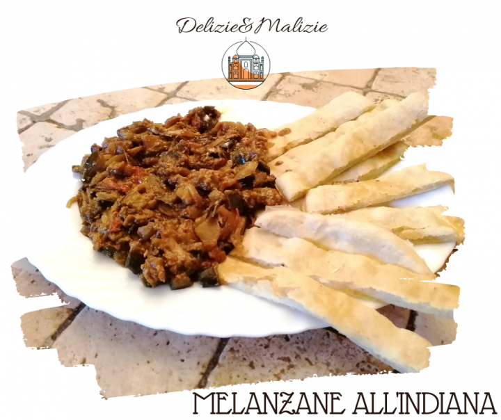 Melanzane all'indiana