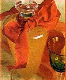 Aperitivo di Vino Profumato (Fatto in casa)