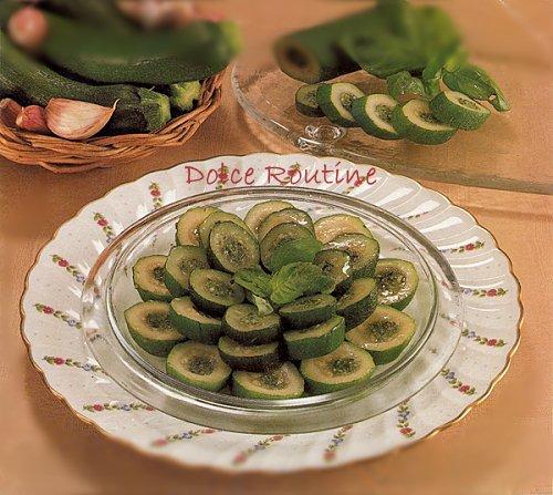 Rondelle di zucchine ripiee PPAG