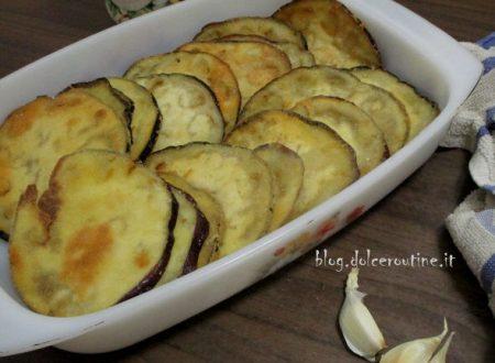 Melanzane Impanate con Pane e Formaggio
