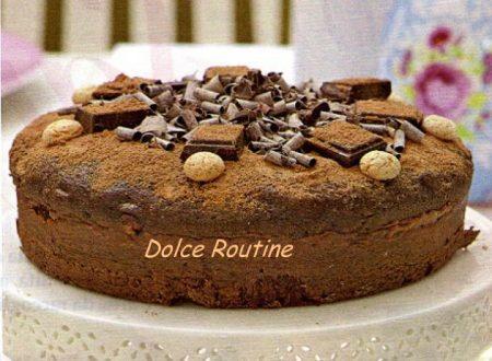 Torta di Amaretti e Cacao