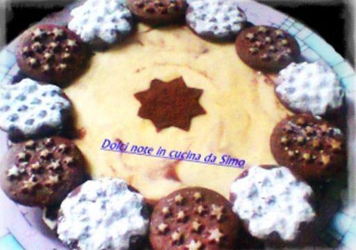 Torta gelato pandistelle