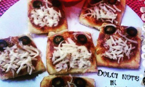 Pizzette Halloween