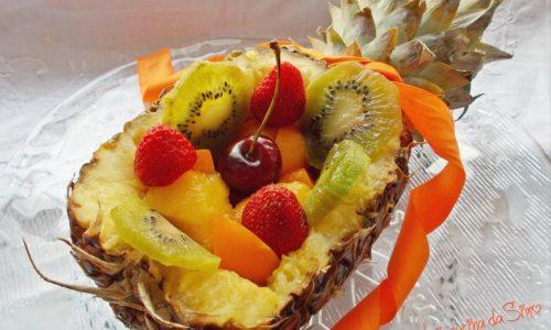 Ananas fruttata