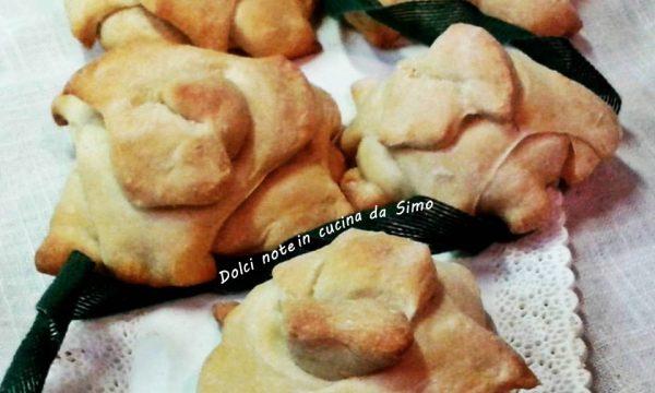 Roselline di pane al peperoncino