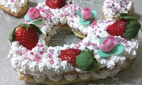 Cream Tarte Cake
