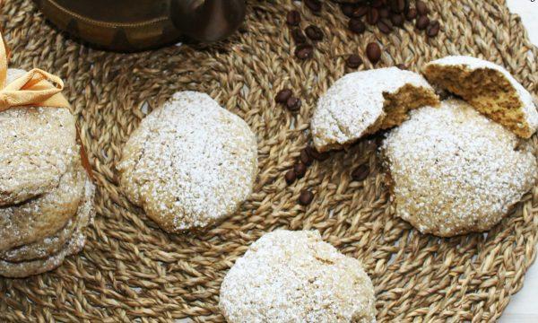 Biscotti soffici al caffe'
