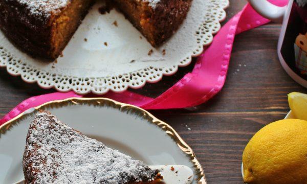 Torta soffice al mascarpone e limone