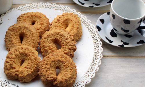 Biscotti al Mais