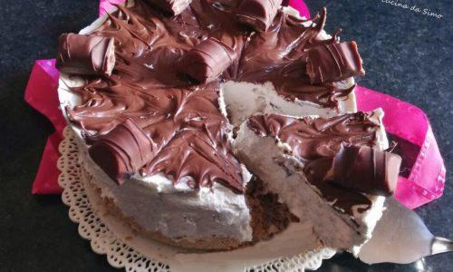 Torta fredda Kinder Bueno
