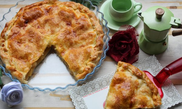 Torta Apple Pie' Ricetta semplice