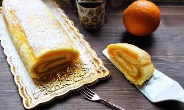 ROTOLO soffice all'arancia