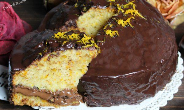 Torta morbida alla zucca e cioccolato