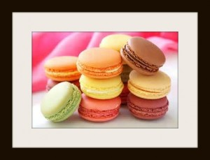 Macaron colorati